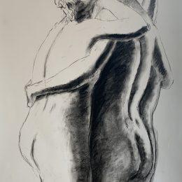 The Three Graces 84 x 59 cm