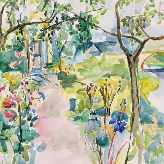 Pamela Kennedy Watercolour
