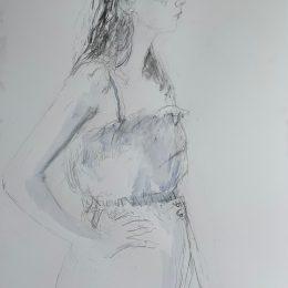 Jenny 84 x 59 cm